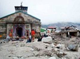kedarnath shrine set to reopen on may 4